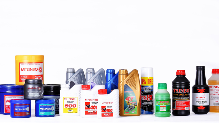 Mitsinbo Brand Lubricant Product